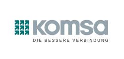 Kunde KOMSA Kommunikation Sachsen AG